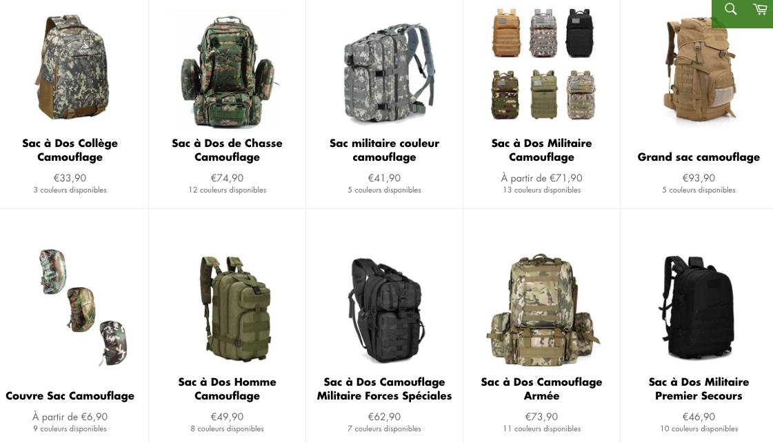 Guide achat sac à dos militaire 50 L : comment choisir facilement